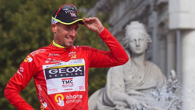 Cobo se lleva la Vuelta por 13 segundos