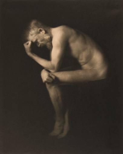 """Coburn, """"El pensador"""" (George Bernard Shaw 1856-1950)"""