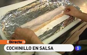 España Directo - Cochinillo en salsa