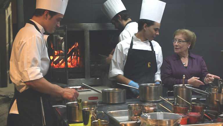 Informe Semanal - Cocina Marca España