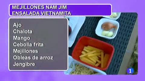Más Gente - Más Cocina - Cocina de Tailandia y Vietnam sin salir de casa