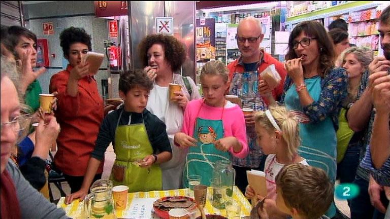 La Aventura del Saber. TVE. Cocinar Madrid