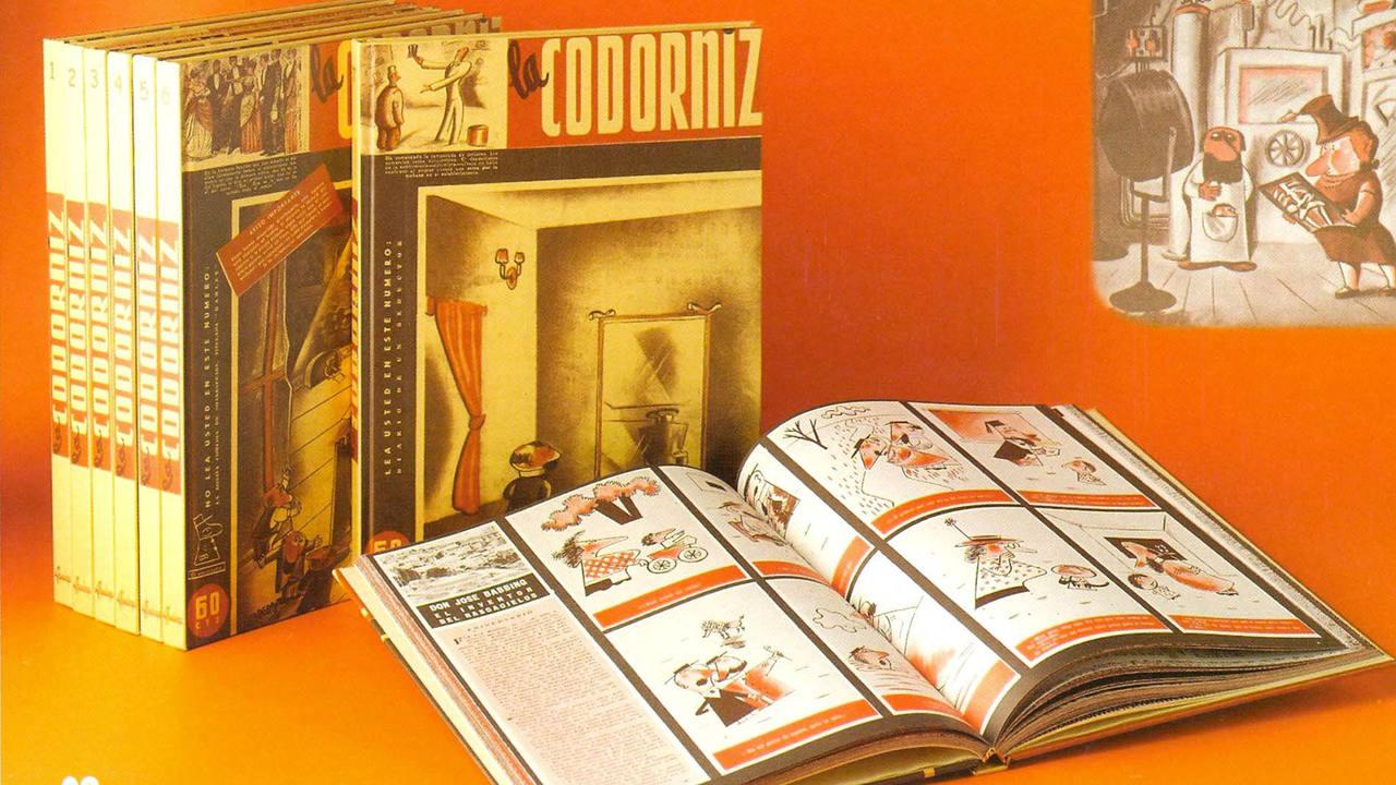 Colección de La Codorniz