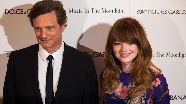 Colin Firth se convierte en mago por arte y gracia de Woody Allen