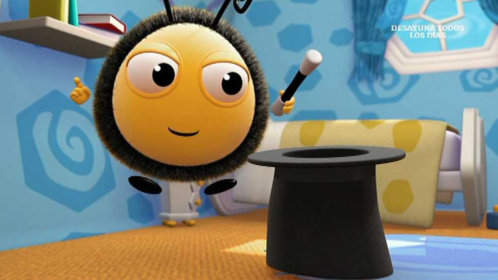 Buzzbee the Magician