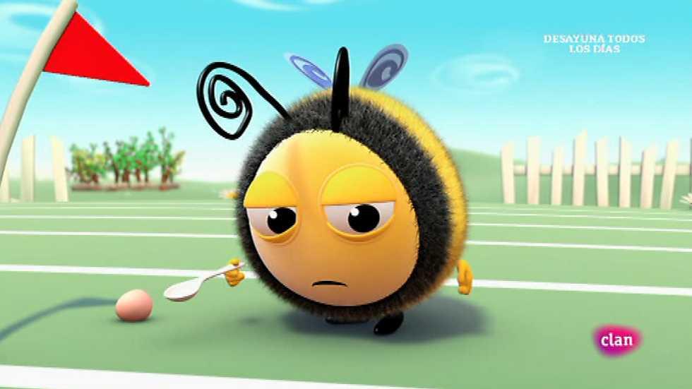 Sporty bee