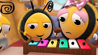 Musical bees