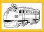 Imagen del  juego de Chuggington titulado Colorea los trenes