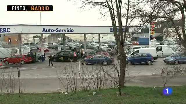 Comando actualidad tirando los precios gasolina barata for Gasolina barata tenerife
