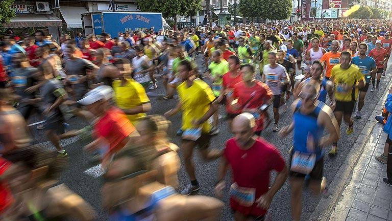 Que comer para rendir mejor en una maratón