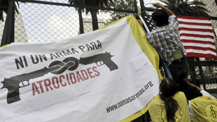 Posible acuerdo global sobre el comercio de armas