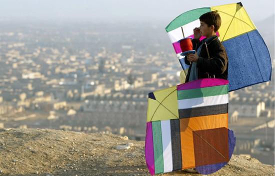 En portada - Las cometas vuelan sobre Kabul