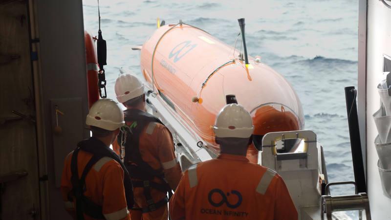 Comienza la búsqueda del vuelo de Malaysia Airlines MH370 en nueva zona del Índico