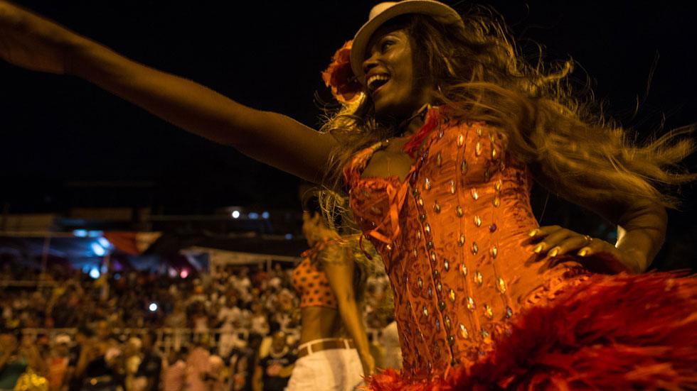 Comienza la cuenta atrás para el Carnaval de Río de Janeiro