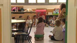 Arranca el curso escolar en siete comunidades autónomas, Ceuta y Melilla