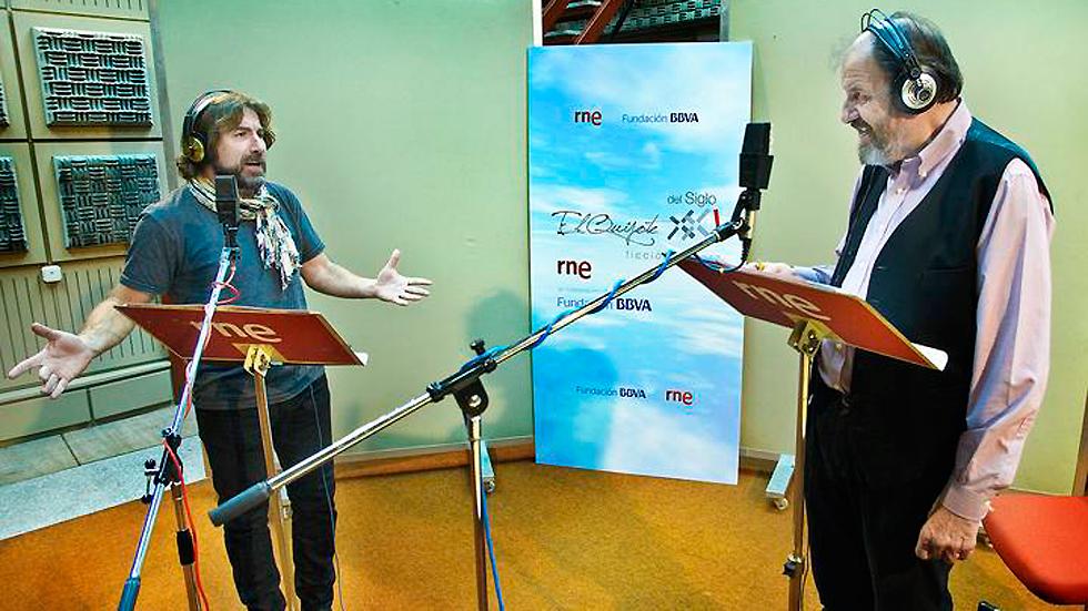 El Quijote del siglo XXI: versión radiofónica - Comienza la grabación del nuevo 'Quijote' de RNE