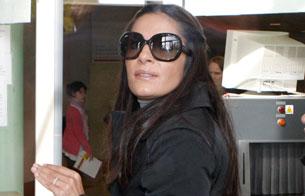 Comienza el juicio a Antonio Puerta por la supuesta agresión a su pareja Violeta Santander
