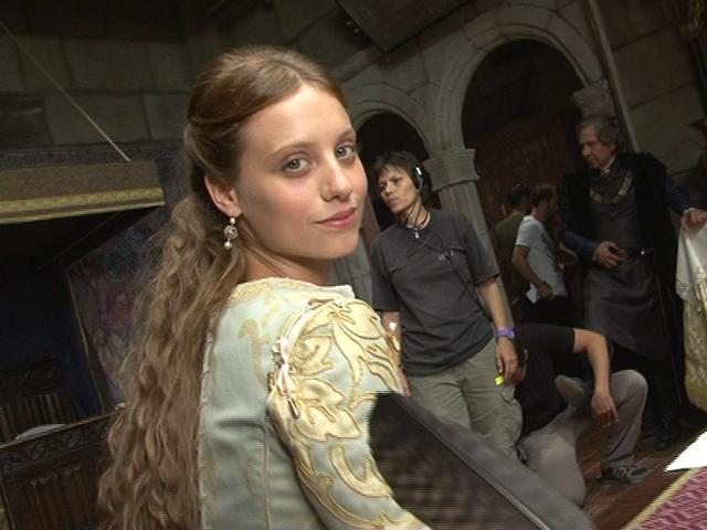 Comienza el rodaje de la serie 'Isabel' de TVE