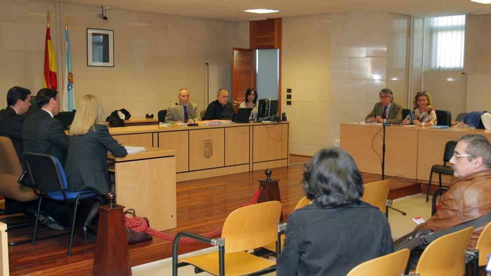 Comienza la selección del jurado popular para el juicio oral por el crimen de Asunta