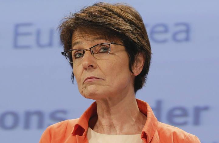 La comisaria europea de Empleo, Marianne Thyssen