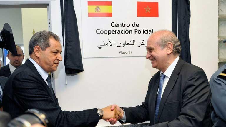 Inaugurada una de las dos comisarías conjuntas en Marruecos