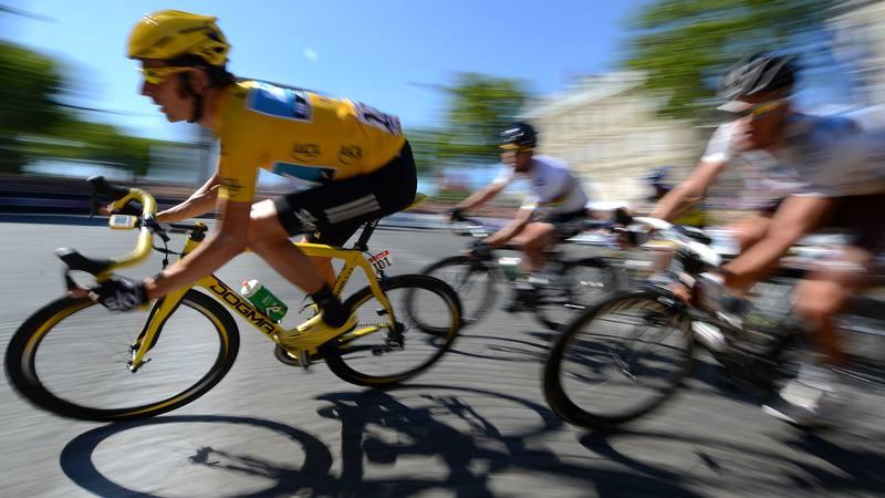 Un comité parlamentario acusa a Wiggins de usar fármacos en carreras