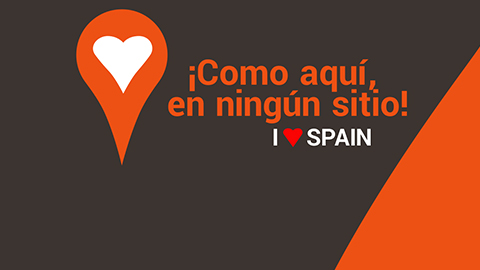 ¡Como aquí, en ningún sitio! - I love Spain