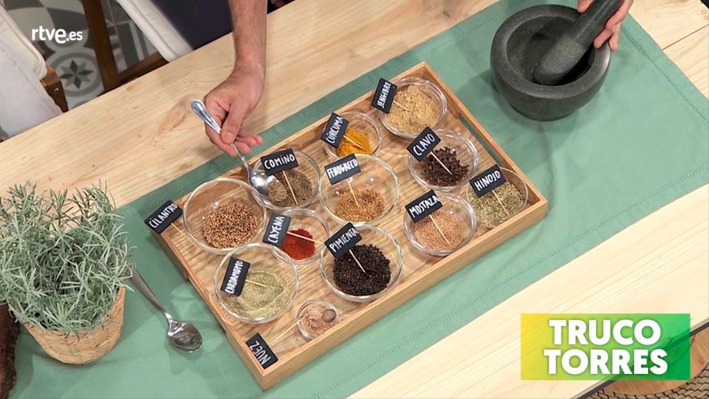 Trucos de cocina - Cómo hacer curry en casa