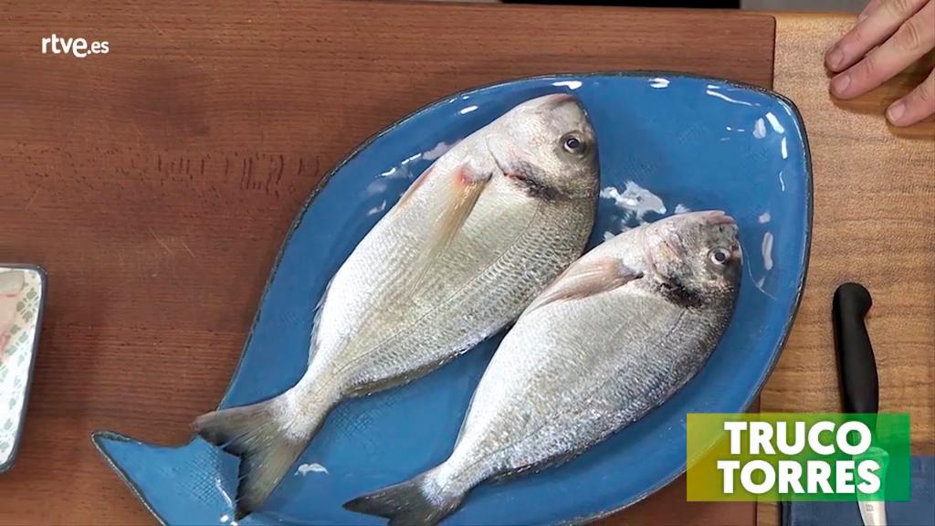 Trucos de cocina - Cómo saber si una dorada es de una piscifactoria