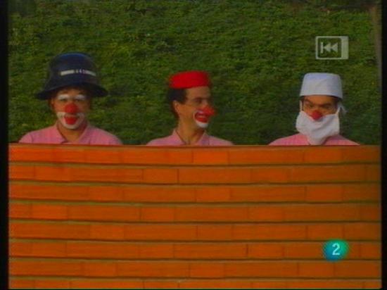 Memòries de la tele - Companyia ínfima La Puça