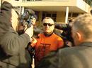 Ir al VideoComparece ante la justicia al ex preso de ETA José Ignacio de Juana Chaos