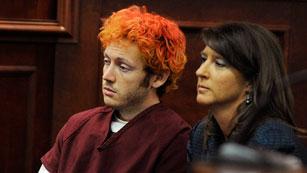 Comparece el presunto autor de la matanza de Denver