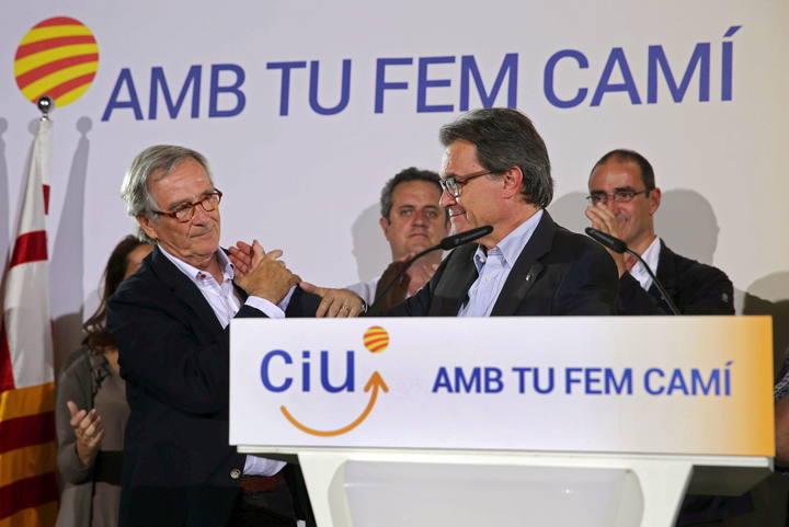 COMPARECENCIA DE XAVIER TRIAS