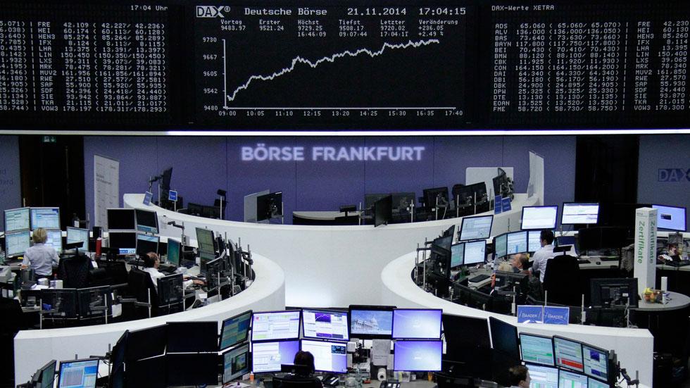 El compromiso del BCE para tomar más medidas impulsa a las Bolsas europeas