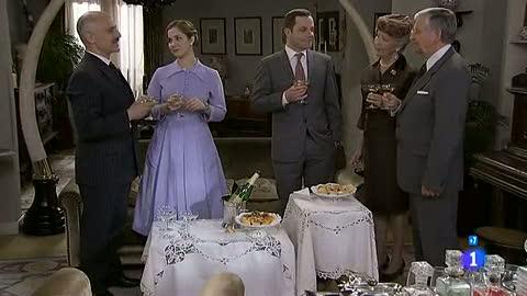 Amar - Cecilia y Olavide hacen oficial su compromiso