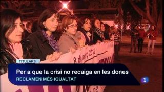 La Comunidad Valenciana en 2' -  09/03/12