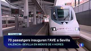 La Comunidad Valenciana en 2' -  18/06/12