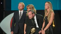 Concha de Oro para la islandesa 'Sparrows' y premio de interpretación para Darín y Cámara en San Sebastián