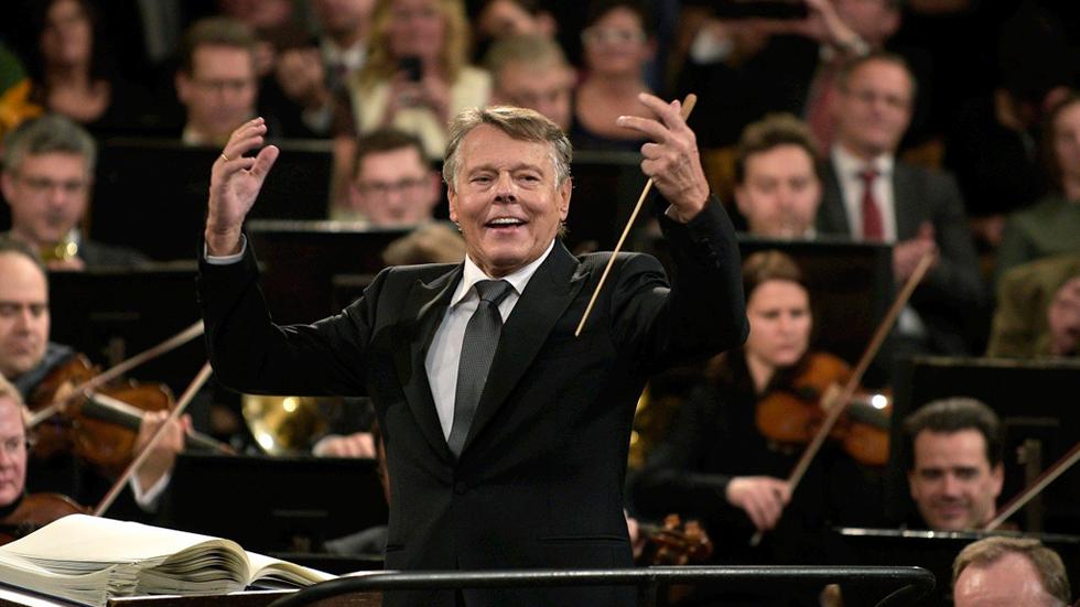 Concierto de Año Nuevo de Viena 2016 - 'Marcha Radetzky'