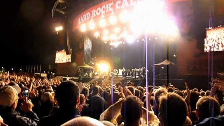 Desconectan el micrófono de Bruce Springsteen por cantar más de tres horas en un concierto