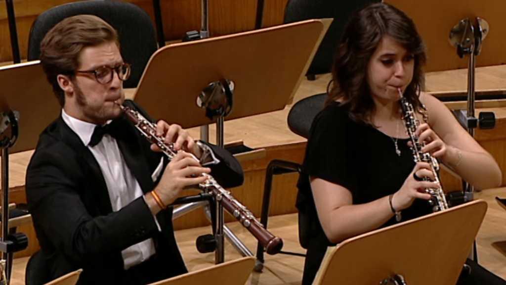 Los conciertos de La 2 - Concierto de clausura curso 16-17, Escuela Reina Sofía
