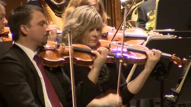 El Gran Teatro del Liceu, en Barcelona, ha celebrado un concierto especial