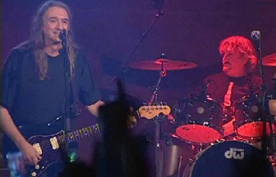Concierto de Leño en Madrid (2010)