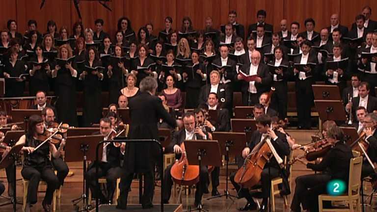 Los conciertos de La 2 - Concierto ORTVE B-22 (1ª parte)