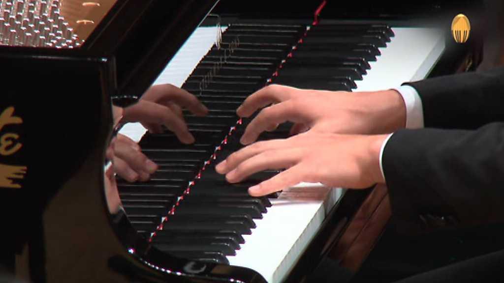 Concurso de piano Premio Iturbi 2017