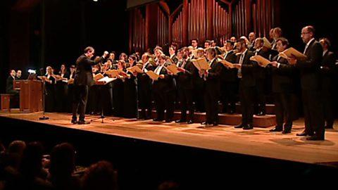 Coro RTVE Fundación Juan March (parte 2) (R.)