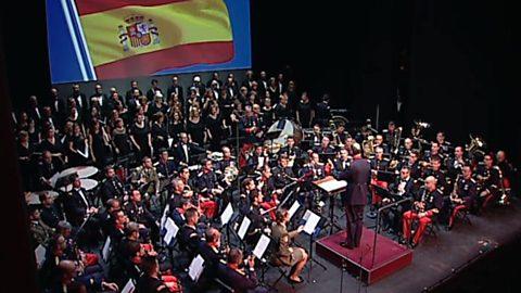 Música militar: Mº Defensa