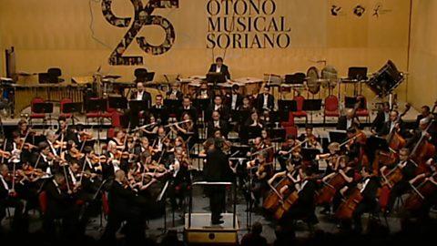 Otoño Musical Soriano (Parte 2)