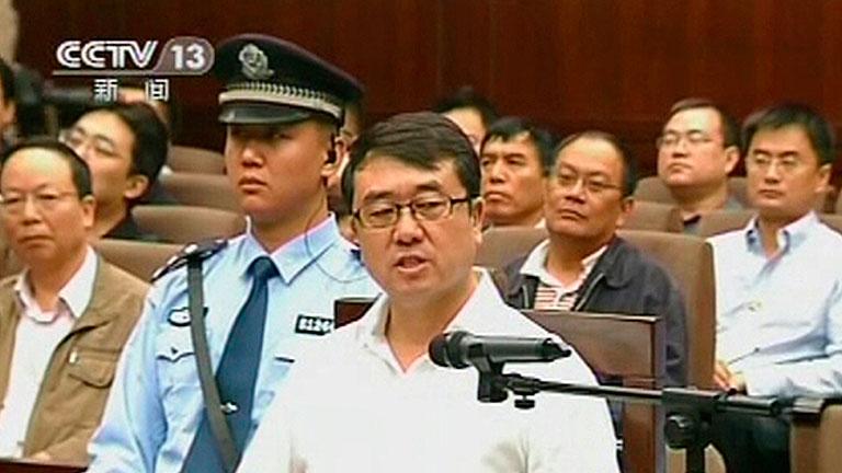 """Concluye el juicio contra el antiguo """"número dos"""" del dirigente chino Bo Xilai"""
