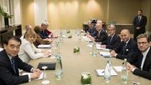 Ir al VideoConcluye sin acuerdo la segunda ronda de negociaciones sobre el programa nuclear de Irán